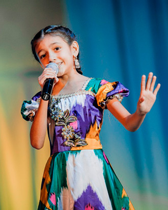 Фестиваль Юных Дарований «Алтын -Куз – дети»